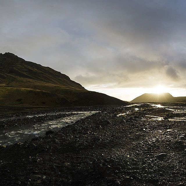 Iceland is quite a wonderful place. The weather changes rapidly and so does the scenery. Visiting the oldest hot spring pool in Iceland is among the coolest things I did during this amazing trip. It's also a well kept secret among the locals. It was a ple
