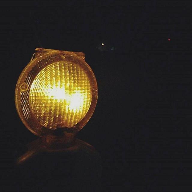 Lichter. Nacht. Finsternis.