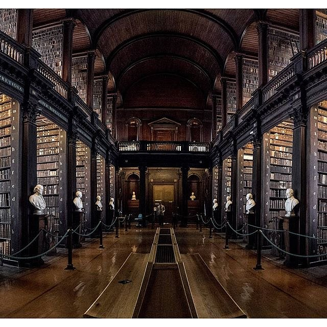 Yes i am quite a fan of Libraries