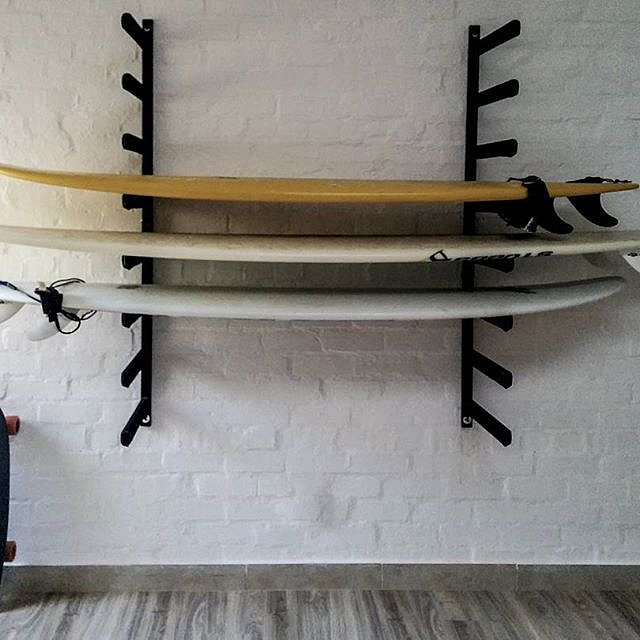 Live is about to be much better when you stand on a board. Happily @amazeelabs CPT has a thing for boards